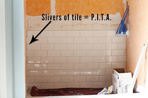 Shower 12 Tile Wall