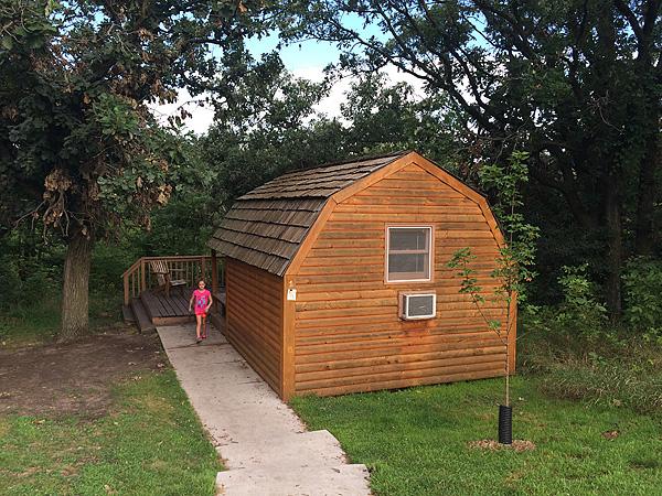 Palidsades Cabin 1