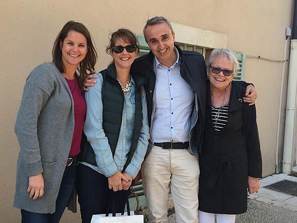Burgandy wine tour day