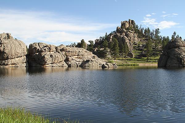 Sylvan Lake 1