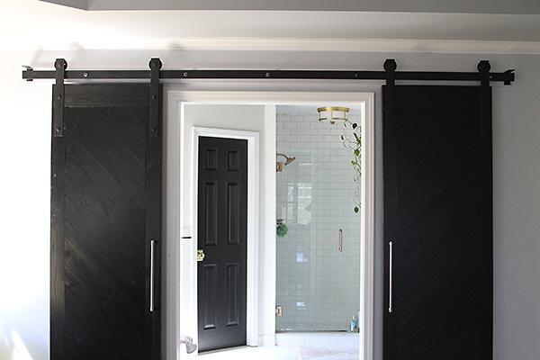 Barn Doors Open