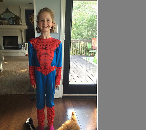 #4's Halloween costume