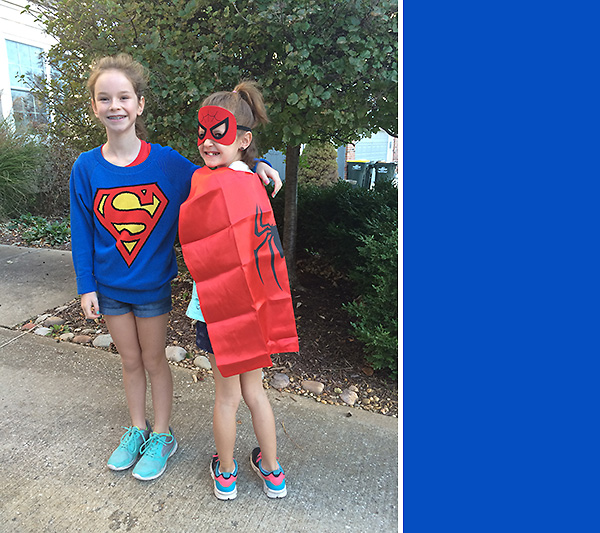 Superhero Day at School