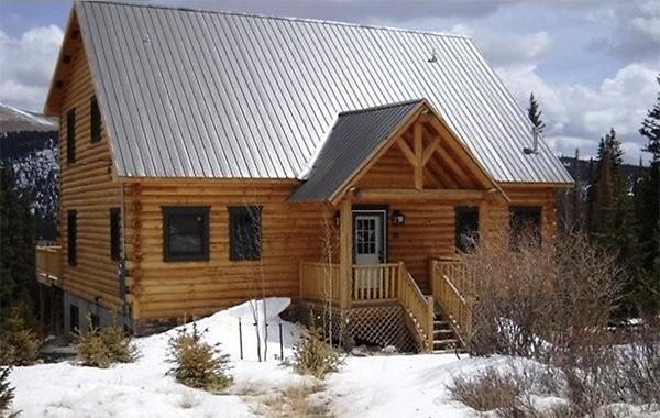 Cabin outside Breckenridge