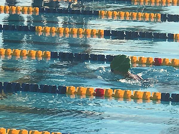 #3's Swim Meet