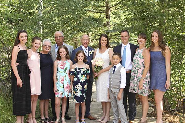 08 August Wedding Family Shot